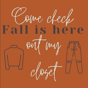 Just posted a ton of fall clothes